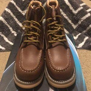 Diehard Men's Work Boots.